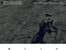 Tablet Preview of escalabel.fr